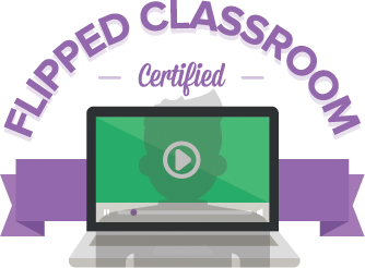 I know you'll like to LIKE this—I am now Flipped Classroom certified thanks to Sophia. Want in on the fun? Find out more here.