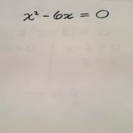 Quadratics with no Constant