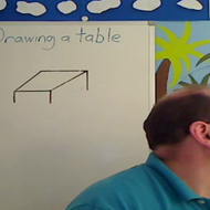 Drawing a table
