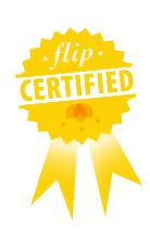 Flip Certified