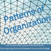 Patterns of Organization in Reading