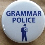 Conquering Grammar Issues