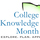 College Knowledge Month
