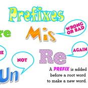 9th Grade Prefixes