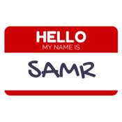 Hello, my name is SAMR