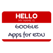 Hello, my name is Google Apps for EDU