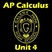 AP Calculus Unit 4. Integration