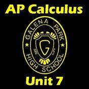 AP Calculus Unit 7, Applications of Integration
