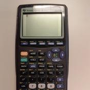 TI-83 Plus Basics