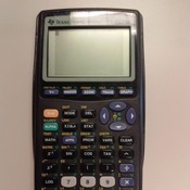 TI-83 Plus Basics