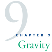 Chapter 9, Gravity