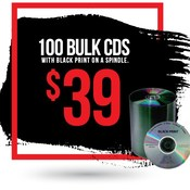 Cheap Bulk CD Duplication
