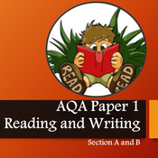 AQA Paper 1 Reading and Writing - Section A and B