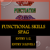 Functional Skills SPAG
