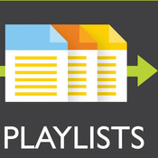 Playlists:  Organizing My Content