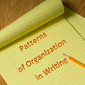 Patterns of Organization in Writing
