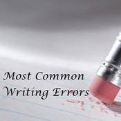Most Common Writing Errors