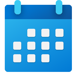 Windows Calendar Icon
