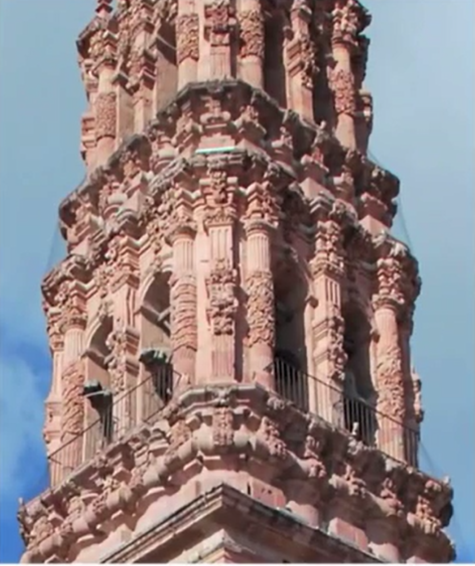 Bell Tower of Cathedral of Our Lady of the Assumption