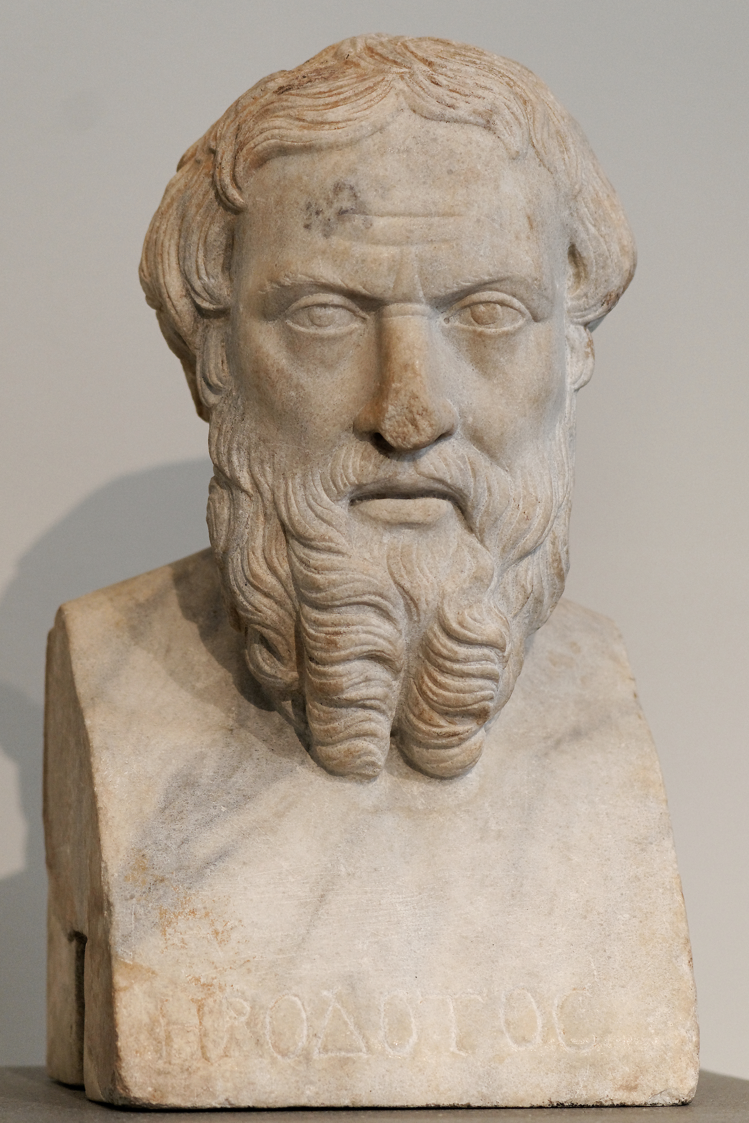 "Herodotus has been called the ""Father of History."" His histories of the Roman Empire have been considered one of the earliest examples of a historian treating past events as an important field of study."