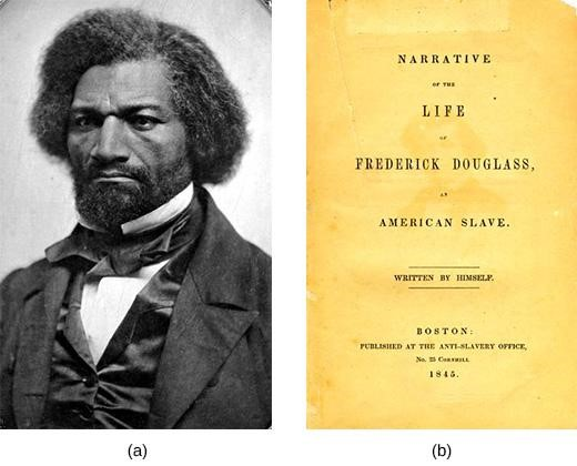 frederick douglass and the abolitionist movement essay The name of frederick douglass is closely related to the notion of slavery and its abolition later on douglass got to new york, where �he was a leader of rochester's underground railroad movement and became the editor and publisher of the north star, an abolitionist newspaper�.