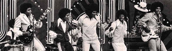 When the Jackson Five appeared on Soul Train, each of the five brothers sported an afro hairstyle, a symbol of black pride during the 1960s and 1970s.