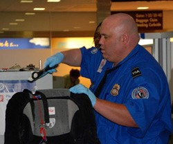 The Transportation Security Administration (TSA), which oversees airport security, was created in November of 2001, in the aftermath of the 9/11 attacks. In 2003, it was moved to the Department of Homeland Security.