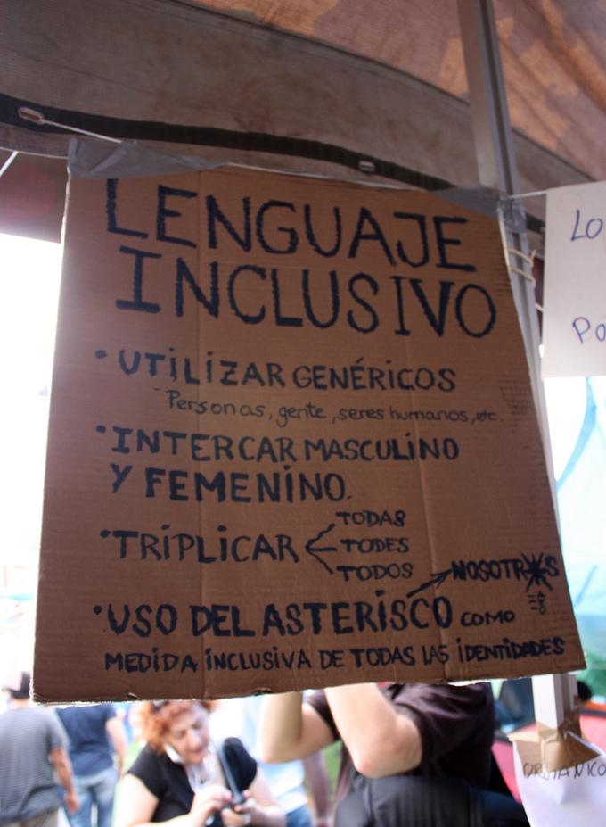 Gender-Neutral LanguageGender-neutral language replaces