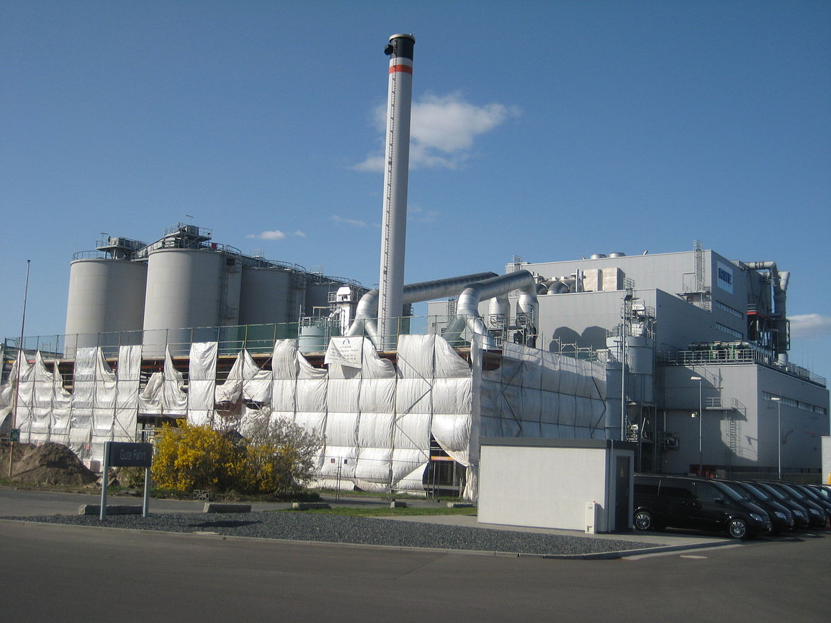 Biomass (Wood) Plant