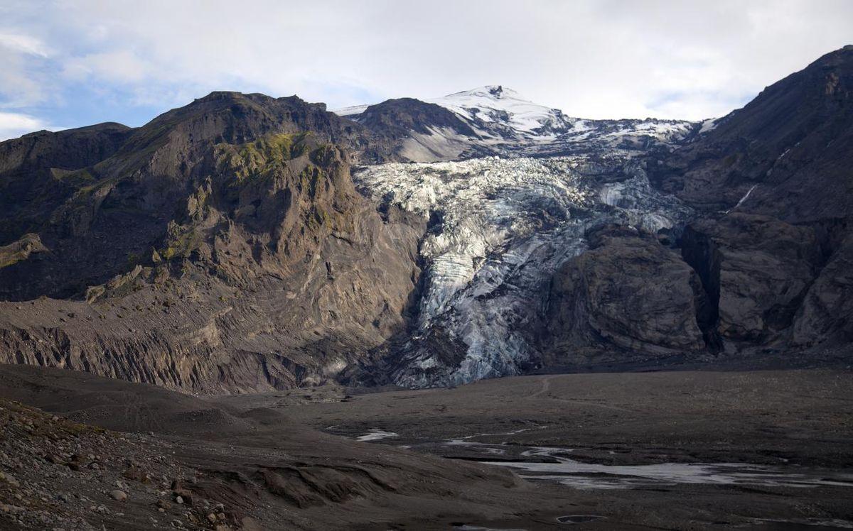 Iceland Glacier, 2011