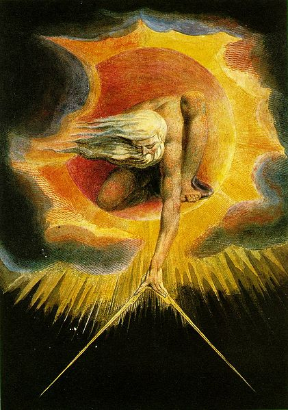 Ancient of Days by William Blake1794Oil on canvas