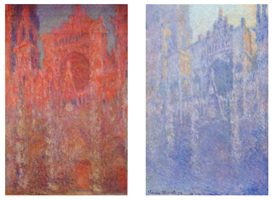 Rouen Cathedral series by Claude Monet1892-1894Oil on canvas