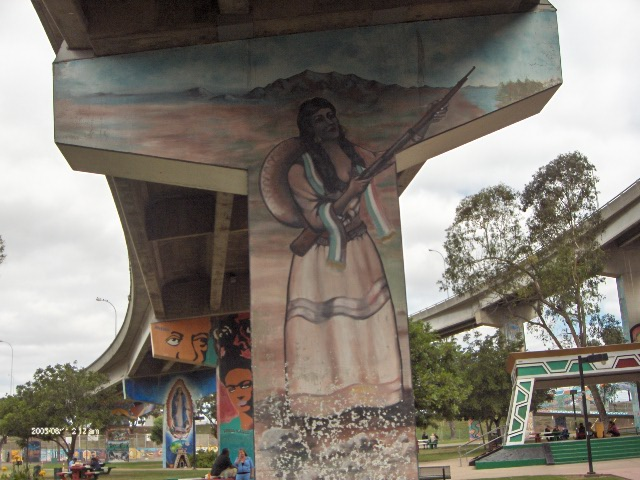 Chicano ParkBegun 1970San Diego, California
