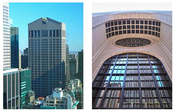 Sony Building by Philip Johnson1984New York City, New York