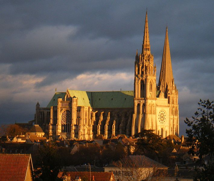 Chartres Cathedral1134-1260 ADChartres, France