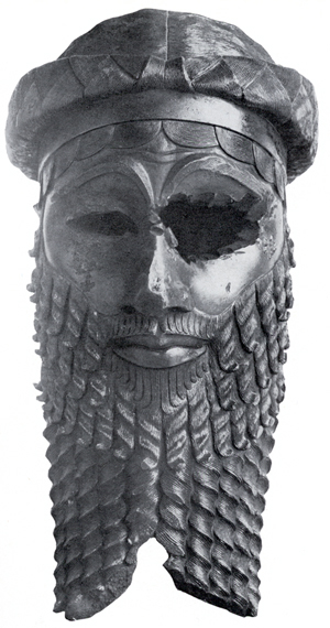 Possibly Sargon of Akkadia23rd-22nd Century BCBronze (cast)