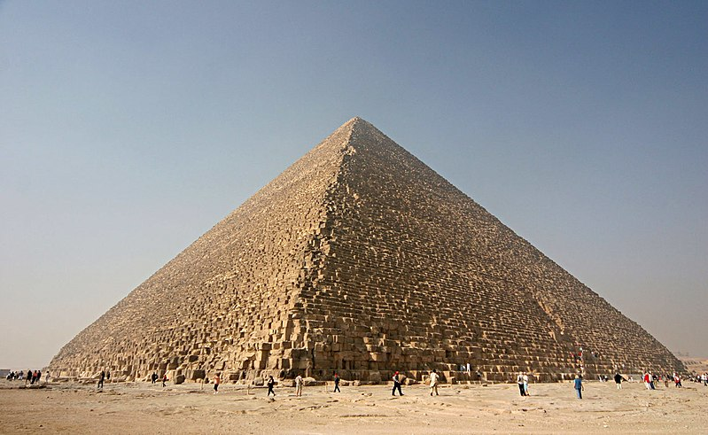 Great Pyramid of Khufu2575-2450 BC (4th Dynasty)True Pyramids