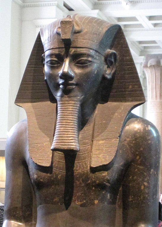 Statue of Pharaoh Amenhotep III