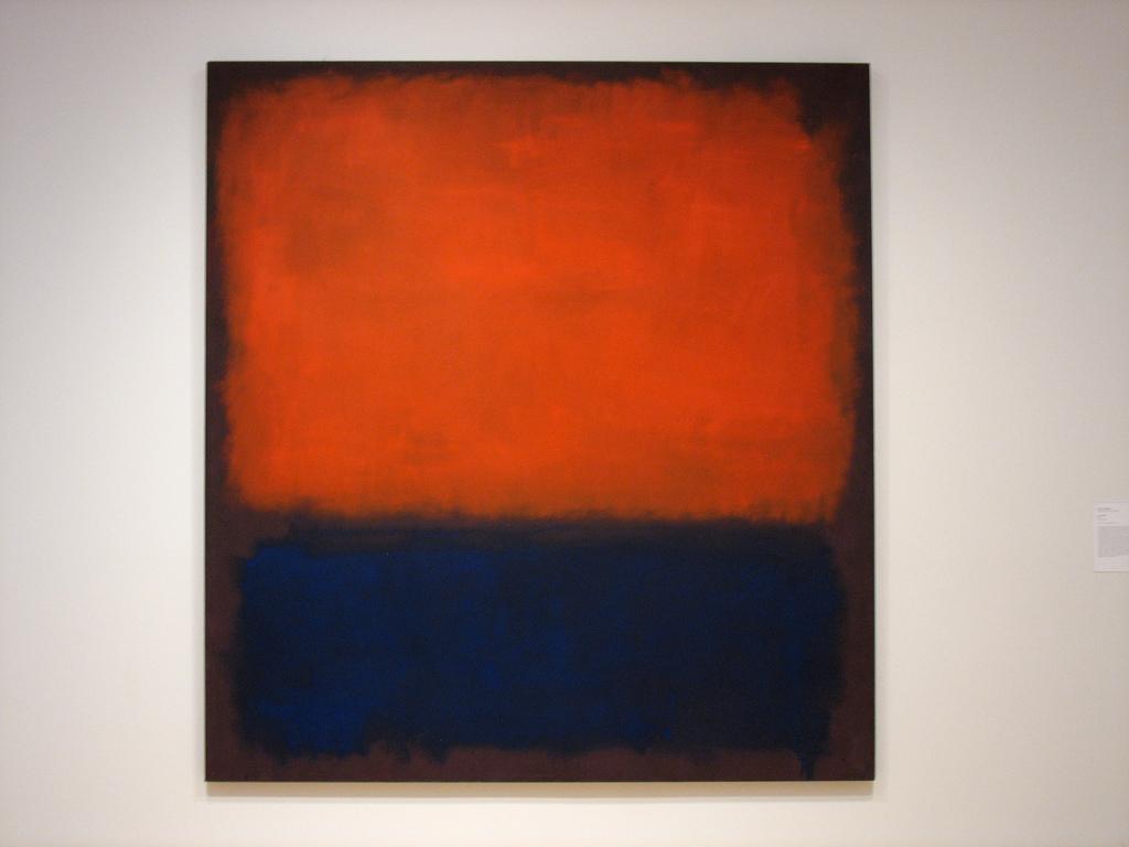 No. 14 by Mark Rothko