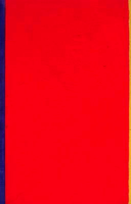 Who's Afraid of Red, Yellow, and Blue? by Barnett Newman1966Oil on canvas