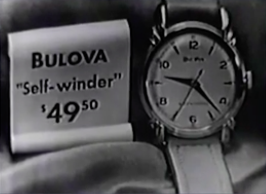 Old Watch Commercial