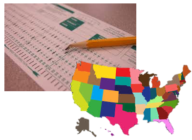 Standardized Tests Across Different States