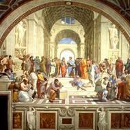 Michelangelo and Raphael