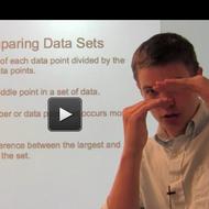 Comparing Data Sets