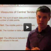 Comparing Measures of Central Tendency