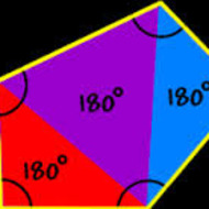Interior/Exterior Angles and Angles of Polygons