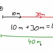 Adding Parallel Vectors