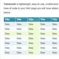Intro to Tables