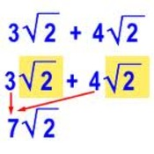 Lesson 5-2 Add & Subtract Radical Expressions