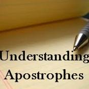 Understanding Apostrophes